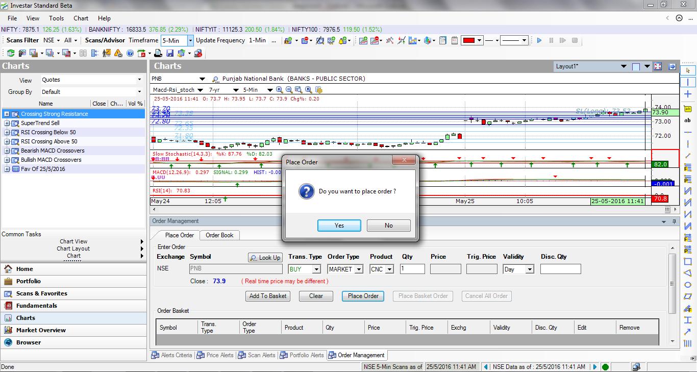 Zerodha Trading from Investar - Investar Blog