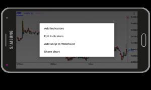 More Menu Options in Mobile Beta